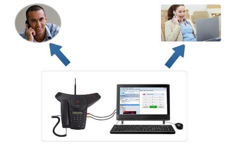 三方电话会议