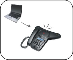 会议电话多媒体音箱