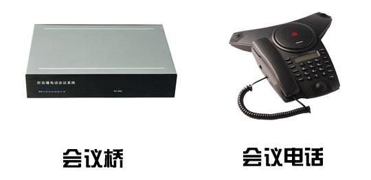 出现会议电话设备