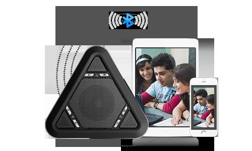 MVOICE 5000 bluethooth speakerphone