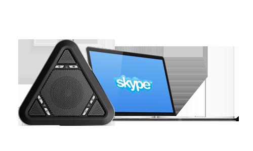 MVOICE 5000 skype speakerphone