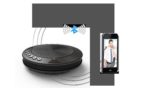 M1000 bluetooth speakerphone