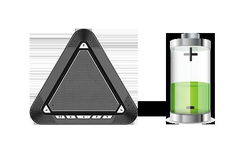 MVOICE 3000 battery